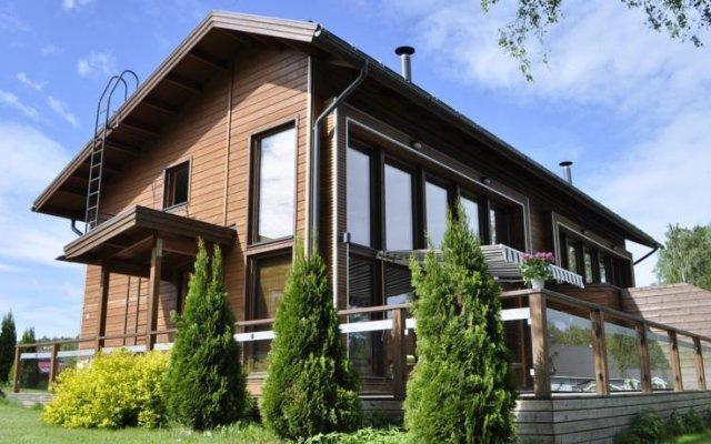 Отель Kiurunrinne Villas Финляндия, Лаппеэнранта - отзывы, цены и фото номеров - забронировать отель Kiurunrinne Villas онлайн вид на фасад