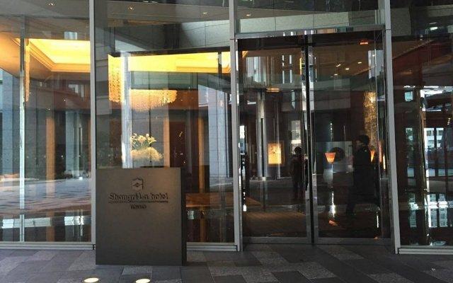 Отель Shangri-La Tokyo Япония, Токио - 2 отзыва об отеле, цены и фото номеров - забронировать отель Shangri-La Tokyo онлайн вид на фасад