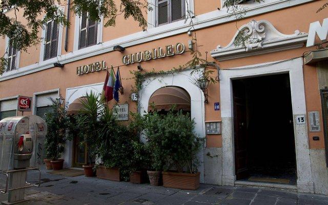 Отель Giubileo Италия, Рим - отзывы, цены и фото номеров - забронировать отель Giubileo онлайн вид на фасад