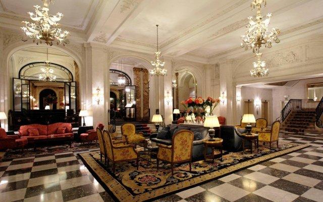 Отель Le Plaza Brussels Бельгия, Брюссель - 1 отзыв об отеле, цены и фото номеров - забронировать отель Le Plaza Brussels онлайн интерьер отеля