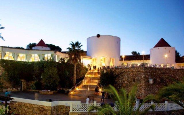 Club Hotel Tropicana Mallorca - All Inclusive вид на фасад