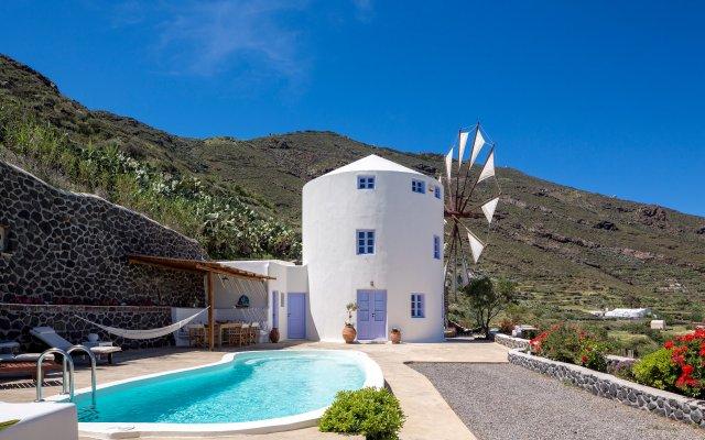 Отель Windmill Villas Греция, Остров Санторини - отзывы, цены и фото номеров - забронировать отель Windmill Villas онлайн вид на фасад