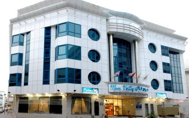 Moon Valley Hotel apartments вид на фасад