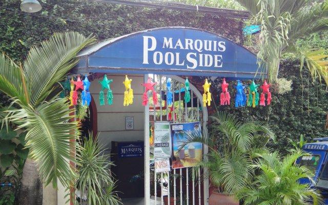 Отель OYO 223 Marquis Hotel & Restaurant Филиппины, Пампанга - отзывы, цены и фото номеров - забронировать отель OYO 223 Marquis Hotel & Restaurant онлайн вид на фасад
