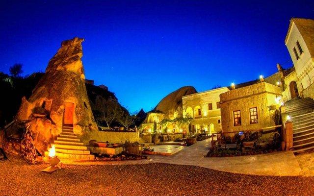 Queens Cave Cappadocia Турция, Ургуп - отзывы, цены и фото номеров - забронировать отель Queens Cave Cappadocia онлайн вид на фасад