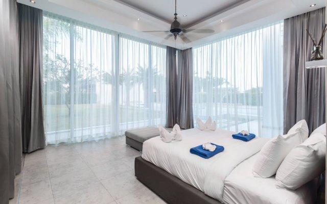 Отель Gatsby Rawai Villa комната для гостей