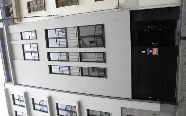 Отель City Center Apartments Brasseurs Бельгия, Брюссель - отзывы, цены и фото номеров - забронировать отель City Center Apartments Brasseurs онлайн вид на фасад