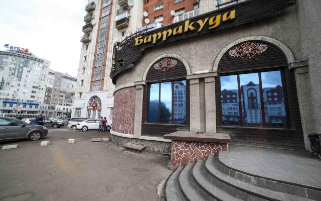 Жуков Отель вид на фасад