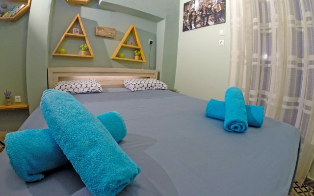 Отель ThessViewN'Stype Apparts комната для гостей