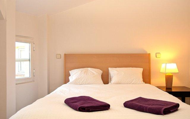 Отель Apartamentos Fomento 25 Испания, Мадрид - отзывы, цены и фото номеров - забронировать отель Apartamentos Fomento 25 онлайн вид на фасад