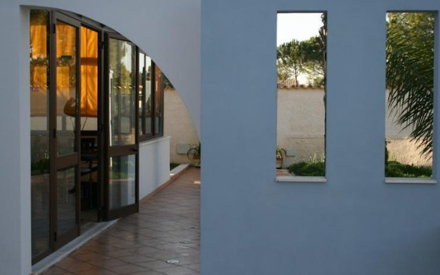 Отель Bed And Breakfast Perla Del Sole Аренелла вид на фасад