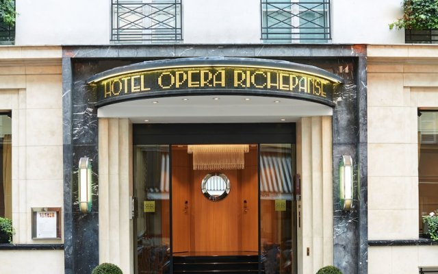 Hôtel Opéra Richepanse