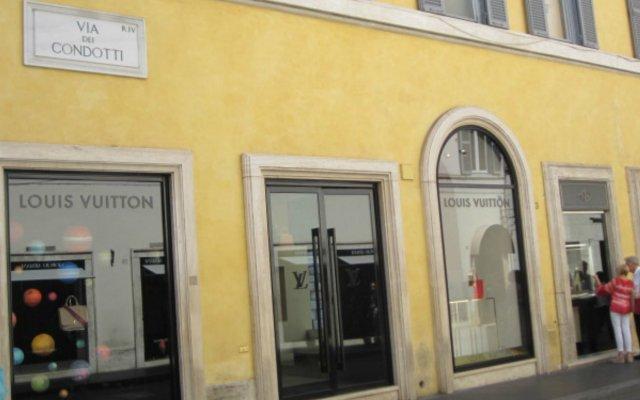 Отель Condotti 29 вид на фасад