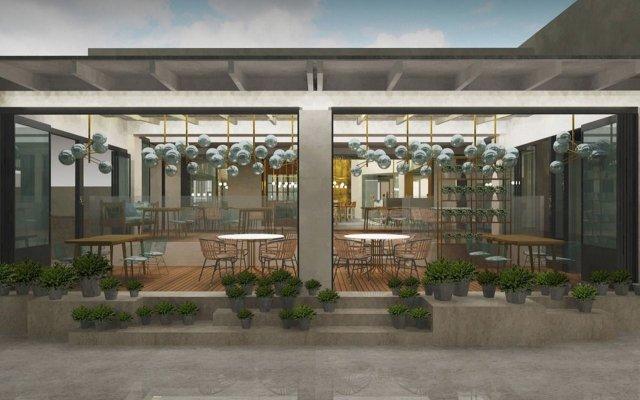 Отель Nikopolis Греция, Ферми - отзывы, цены и фото номеров - забронировать отель Nikopolis онлайн вид на фасад