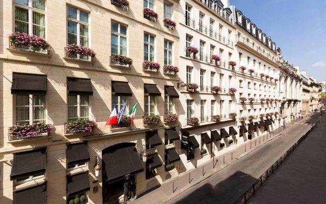Отель Castille Paris - Starhotels Collezione Франция, Париж - 4 отзыва об отеле, цены и фото номеров - забронировать отель Castille Paris - Starhotels Collezione онлайн
