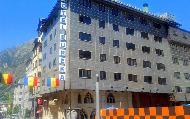 Hotel Eureka 0
