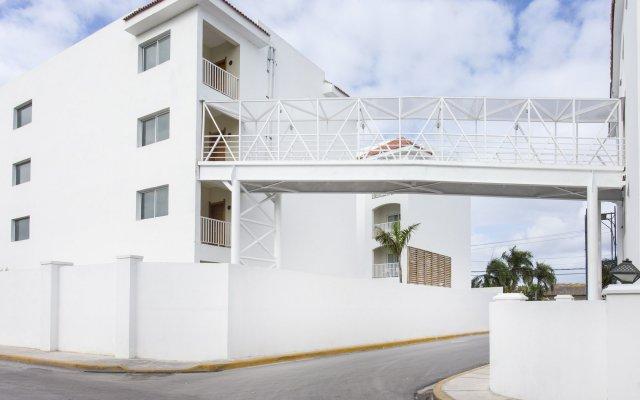 Отель Punta Cana by Be Live Доминикана, Пунта Кана - отзывы, цены и фото номеров - забронировать отель Punta Cana by Be Live онлайн вид на фасад