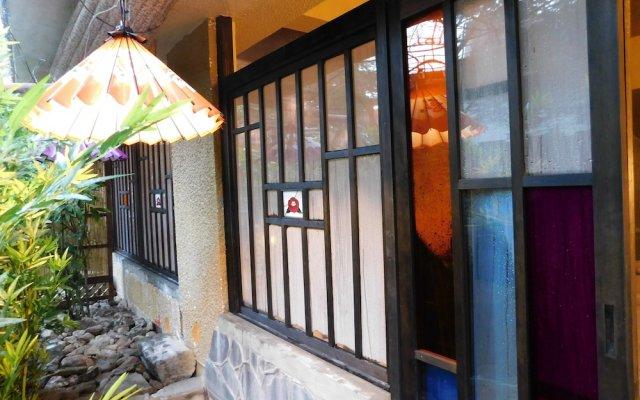 Отель Kinosato Yamanoyu Япония, Минамиогуни - отзывы, цены и фото номеров - забронировать отель Kinosato Yamanoyu онлайн вид на фасад