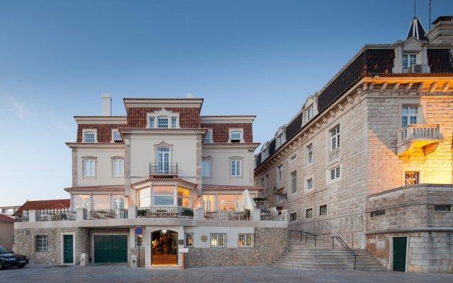 Отель Villa Cascais Португалия, Кашкайш - отзывы, цены и фото номеров - забронировать отель Villa Cascais онлайн вид на фасад