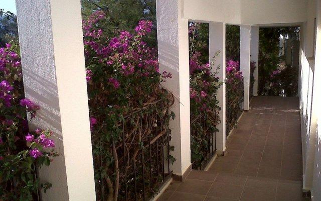 Ant Apart Hotel Турция, Олудениз - отзывы, цены и фото номеров - забронировать отель Ant Apart Hotel онлайн вид на фасад