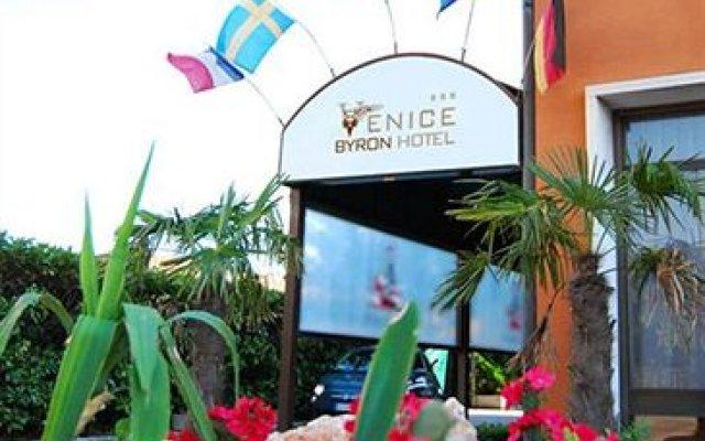 Отель BYRON Италия, Мира - отзывы, цены и фото номеров - забронировать отель BYRON онлайн вид на фасад