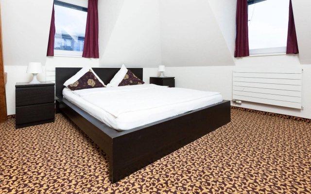 Отель Swiss Star Apartments Center Швейцария, Цюрих - отзывы, цены и фото номеров - забронировать отель Swiss Star Apartments Center онлайн комната для гостей