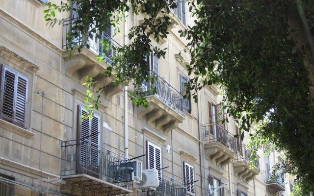 Отель Casa Nonna Toto Италия, Палермо - отзывы, цены и фото номеров - забронировать отель Casa Nonna Toto онлайн вид на фасад