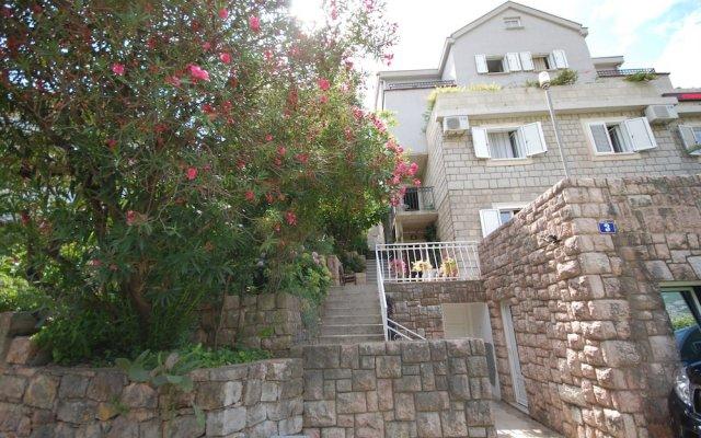 Отель Springs Черногория, Будва - отзывы, цены и фото номеров - забронировать отель Springs онлайн вид на фасад