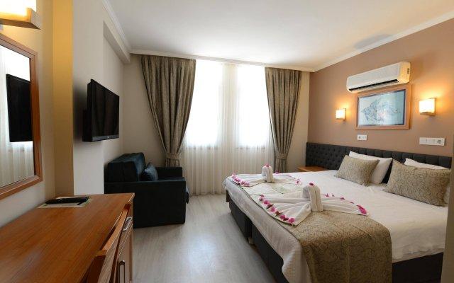 Tonoz Beach Турция, Олудениз - 2 отзыва об отеле, цены и фото номеров - забронировать отель Tonoz Beach онлайн комната для гостей