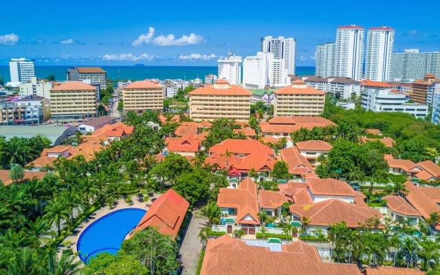Отель DaVinci Pool Villa Pattaya вид на фасад
