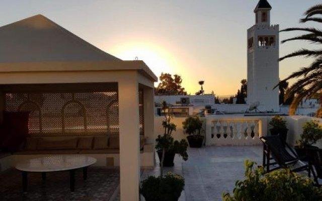 Dar Ennassim in Tunis, Tunisia from 132$, photos, reviews - zenhotels.com hotel front