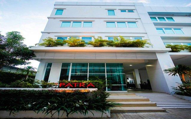 Отель The Patra Hotel - Rama 9 Таиланд, Бангкок - 1 отзыв об отеле, цены и фото номеров - забронировать отель The Patra Hotel - Rama 9 онлайн вид на фасад