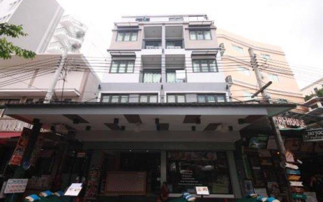 Отель Darin Hostel Таиланд, Бангкок - отзывы, цены и фото номеров - забронировать отель Darin Hostel онлайн вид на фасад