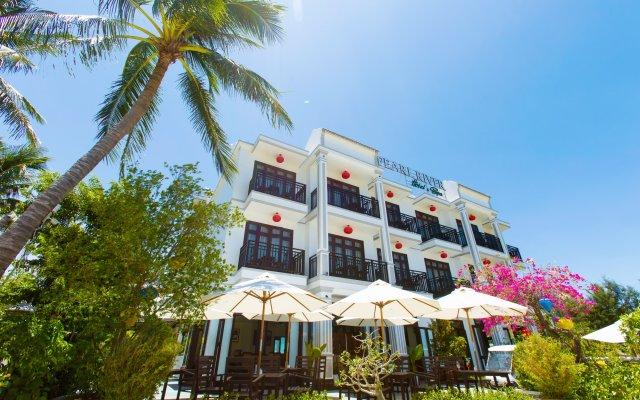 Pearl River Hoi An Hotel & Spa вид на фасад