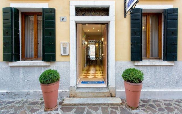 Отель Locanda Conterie Венеция вид на фасад