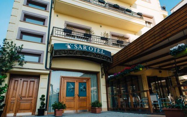 Отель SarOtel Албания, Тирана - отзывы, цены и фото номеров - забронировать отель SarOtel онлайн вид на фасад
