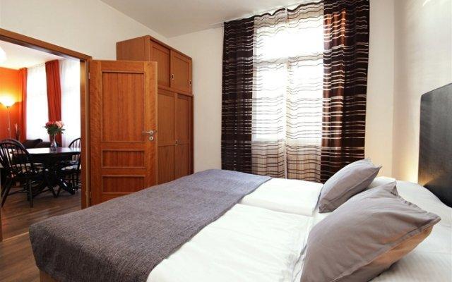 Отель Theatre Residence Прага комната для гостей