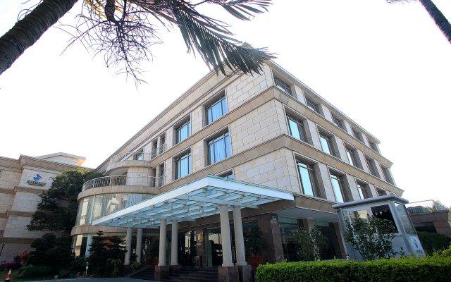 Отель ANYBAY Китай, Сямынь - отзывы, цены и фото номеров - забронировать отель ANYBAY онлайн вид на фасад