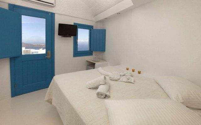 Отель Abyssanto Suites & Spa комната для гостей