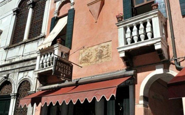 Отель FALIER Италия, Венеция - 1 отзыв об отеле, цены и фото номеров - забронировать отель FALIER онлайн вид на фасад