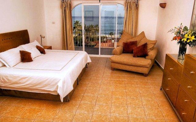 Отель Villa Oceano 2 Bedrooms 2 Bathrooms Villa комната для гостей