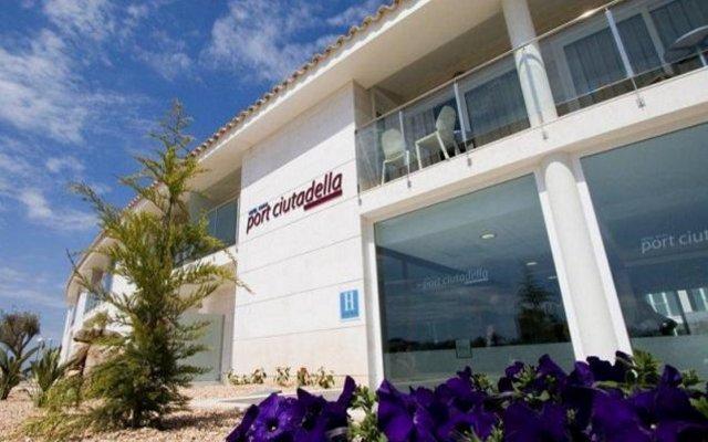Отель Port Ciutadella Испания, Сьюдадела - отзывы, цены и фото номеров - забронировать отель Port Ciutadella онлайн вид на фасад