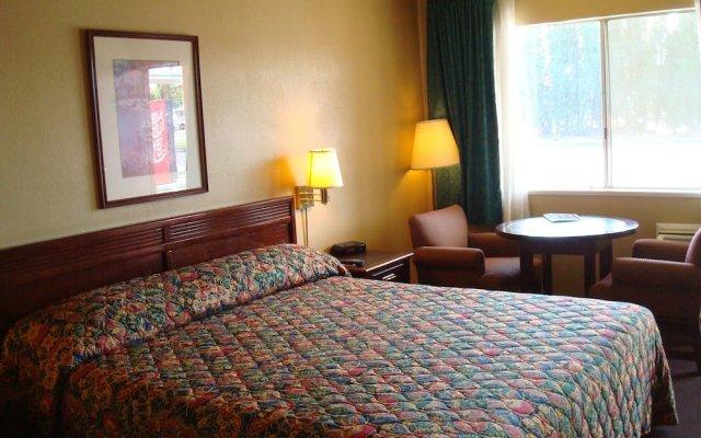 Отель Heritage Inn комната для гостей