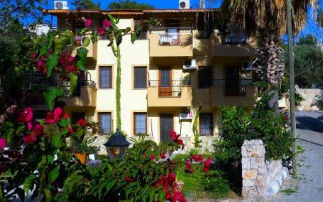 Flower Pension Hotel Турция, Патара - отзывы, цены и фото номеров - забронировать отель Flower Pension Hotel онлайн вид на фасад