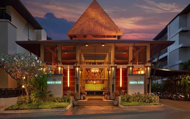 Отель Ananta Burin Resort Таиланд, Ао Нанг - 1 отзыв об отеле, цены и фото номеров - забронировать отель Ananta Burin Resort онлайн вид на фасад