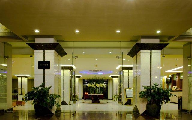 Отель Muong Thanh Da Lat вид на фасад