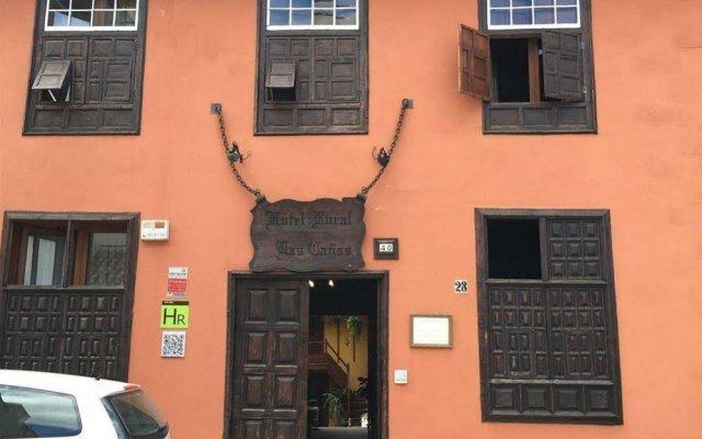 Hotel Rural Los Realejos Пуэрто-де-ла-Круc вид на фасад
