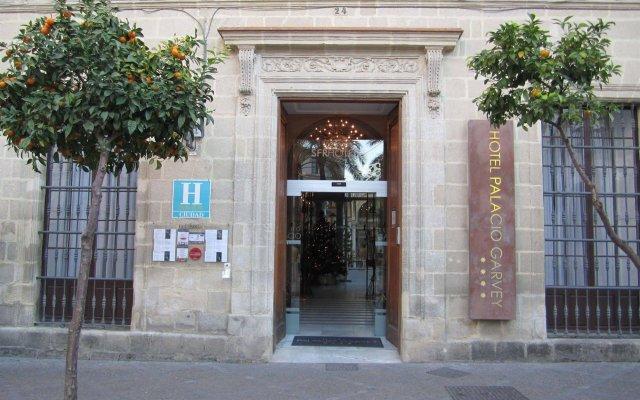 Отель Palacio Garvey Испания, Херес-де-ла-Фронтера - отзывы, цены и фото номеров - забронировать отель Palacio Garvey онлайн вид на фасад