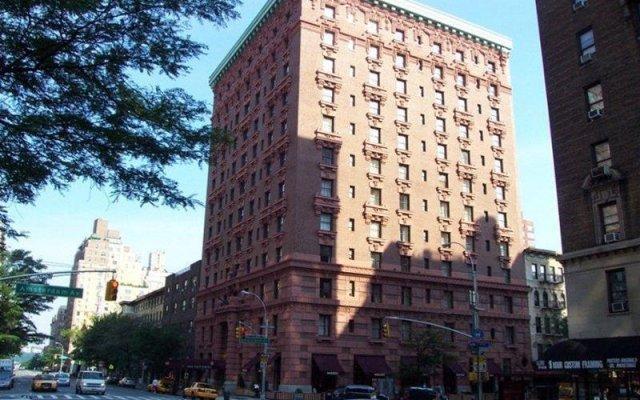Отель The Lucerne Hotel США, Нью-Йорк - отзывы, цены и фото номеров - забронировать отель The Lucerne Hotel онлайн вид на фасад