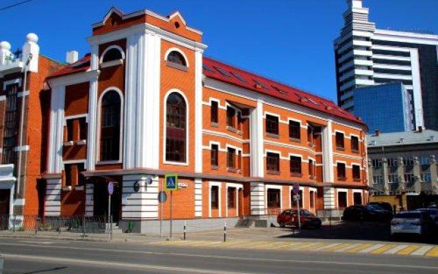 Гостиница 55 в Казани 7 отзывов об отеле, цены и фото номеров - забронировать гостиницу 55 онлайн Казань вид на фасад